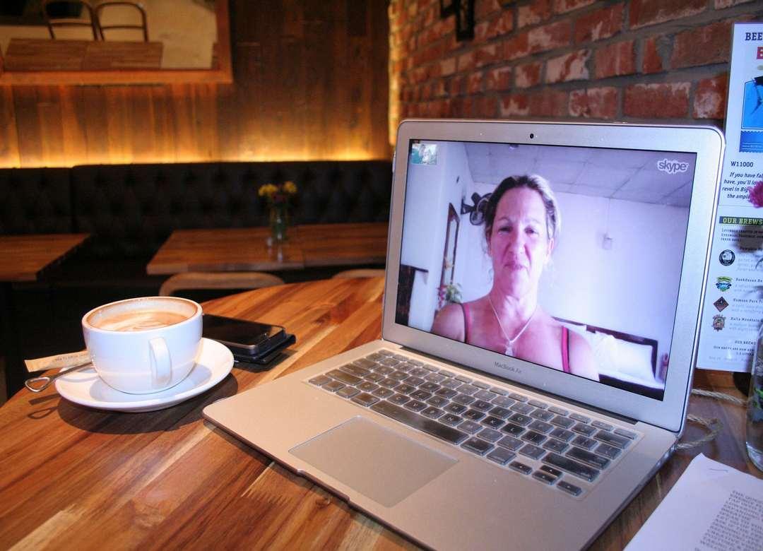 Nauka na Skype