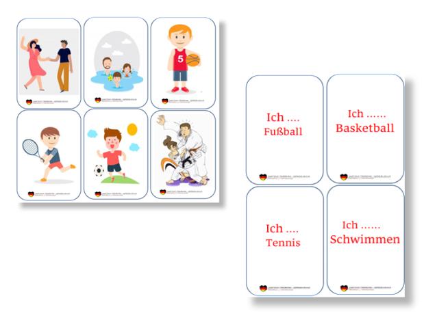 3 - Temat Freizeit na lekcji z dziećmi