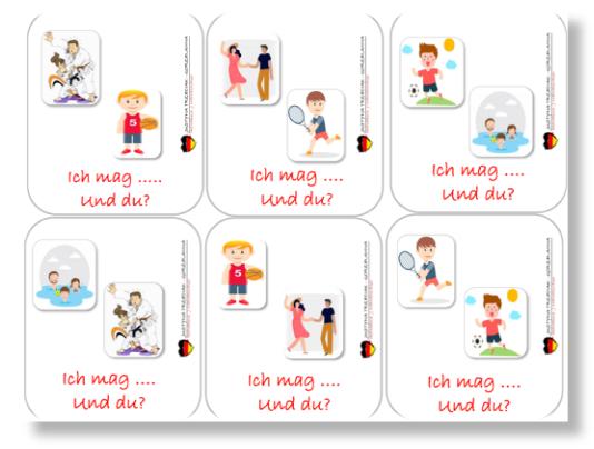 8 - Temat Freizeit na lekcji z dziećmi