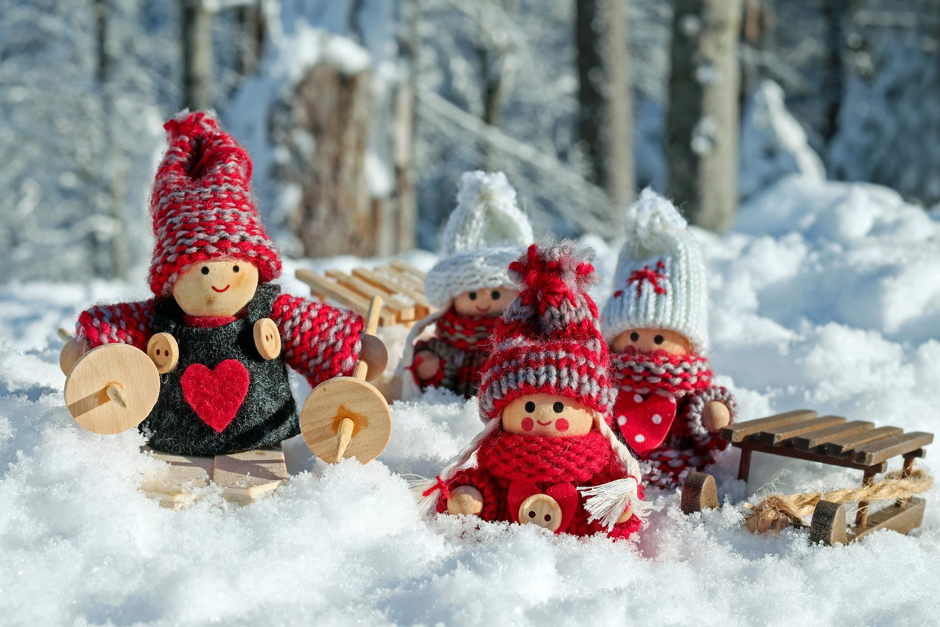 Zwyczaje bożonarodzeniowe w Niemczech i Szwajcarii