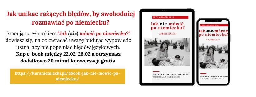 ebook - Jak napisać rozprawkę po niemiecku? - przydatne słownictwo