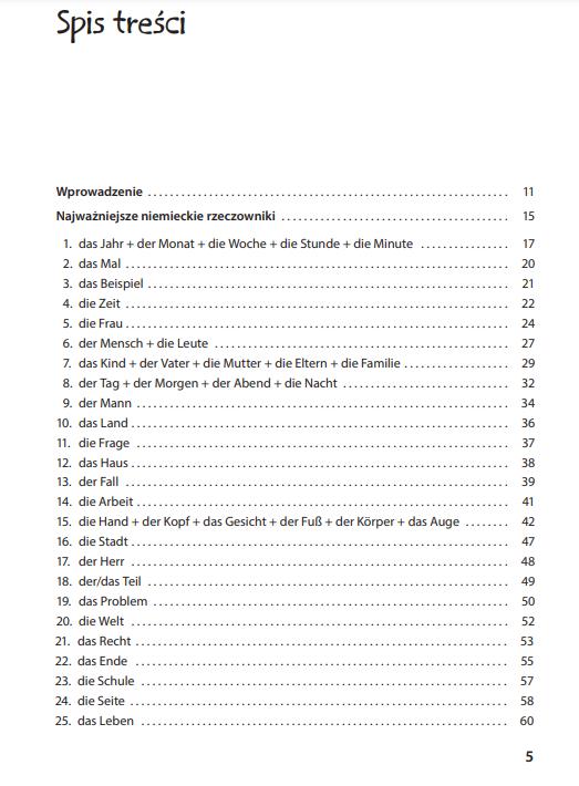 """dr - Recenzja książek: """"Niemiecki w tłumaczeniach. Słownictwo"""" i """"144 najważniejsze niemieckie rzeczowniki""""."""