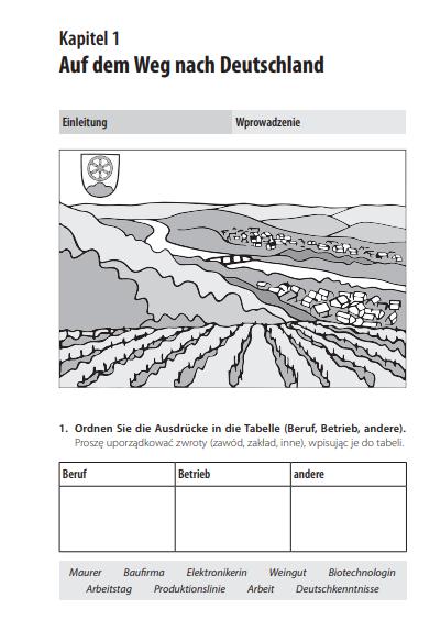 poltext.PNG 2 1 - Recenzja książki Niemiecki w pracy. Produkcja wydawnictwa Poltext